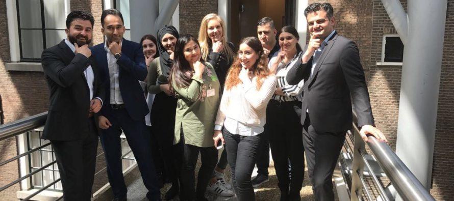 Özkara Advocaten bezoekt fractie DENK in Tweede Kamer