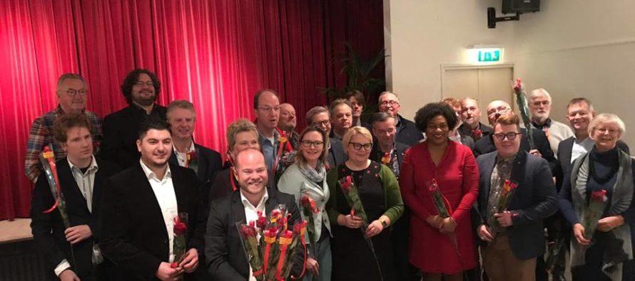 Sahan (PvdA) geinstalleerd als Provinciale Statenlid
