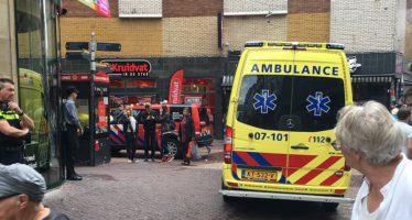 Reanimatie McDonald's in het centrum van Arnhem