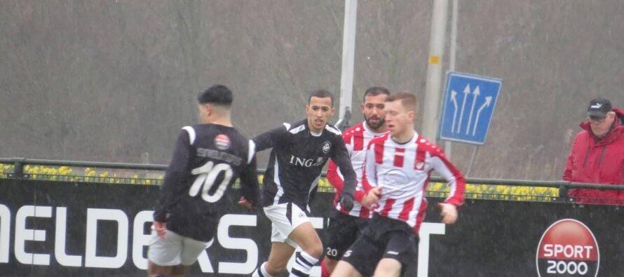 Unieke selectie voor Arnhemse voetbalclub met drie tweelingen