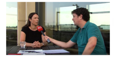 Politiek café 'Van nieuwkomer tot Nederlander'