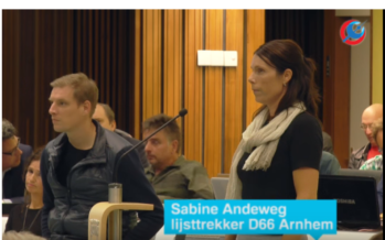 D66 organiseert thema-avond over fietsen in Arnhem