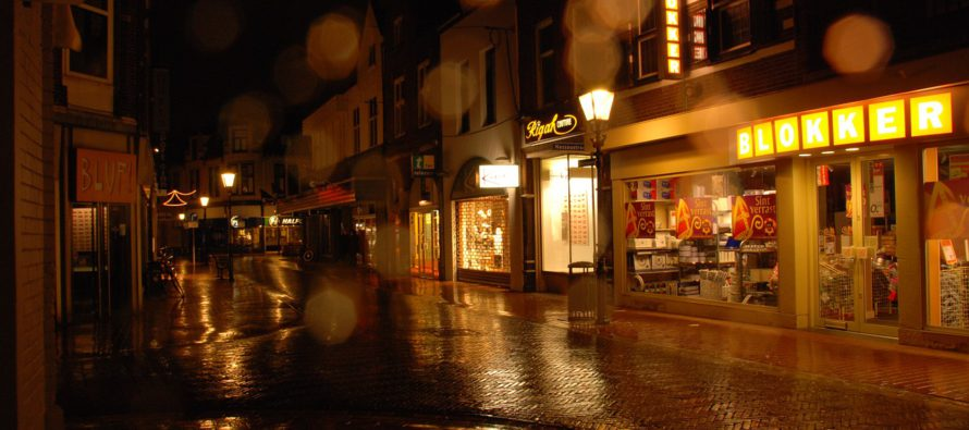 'Een bereikbare binnenstad is tijdens de decembermaand van groot belang'