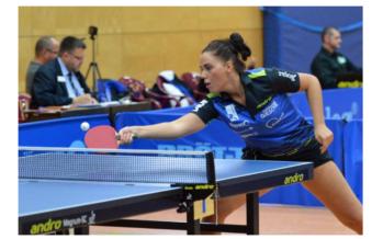 Arnhemse tafeltennisster Suzanne speelt op hoogste niveau in Duitsland