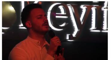 Tahsin Burak komt zaterdag naar Arnhem voor een live optreden