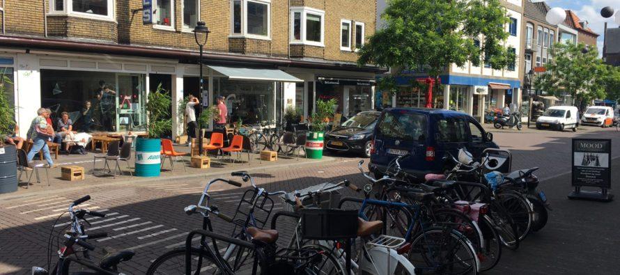 Cafe Tape aan de Hommelstraat wordt toch geen Shishabar