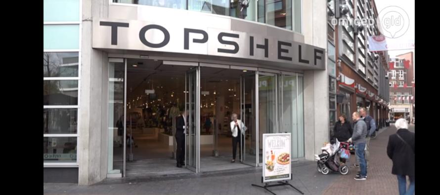 Na V&D gaat ook Topshelf weer dicht in binnenstad Arnhem