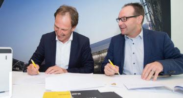 Vitesse gaat drie jaar langer door met ICT-sponsor
