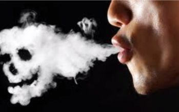 VIDEO Dit is het resultaat in je longen van een sigaret