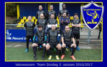 Sterspelers Veluwezoom (3) pakken overwinning tegen tweede AZ 2000