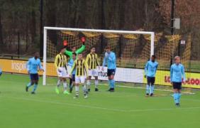Theo Janssen meteen al kampioen met Vitesse O16