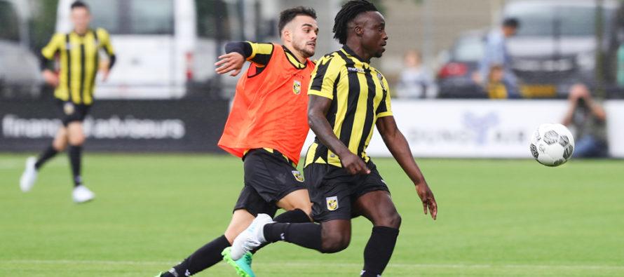 Vitesse gaat oefenen tegen Reading FC (Jaap Stam)