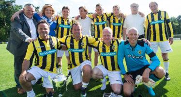 Vitesse Legends winnaar jubileumtoernooi
