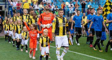 Vitesse slacht FC Groningen af in Arnhem met 5-1