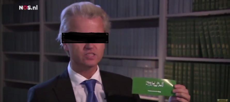 Geert Wilders gaat nu echt te ver met walgelijke uitspraken over profeet Mohamed