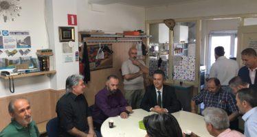 Eerste bezoek ooit van Turkse Consul-Generaal aan moskee in Klarendal