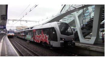 19 euro: Zonder overstappen van Arnhem naar Düsseldorf met de trein