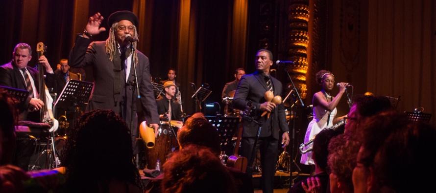 Luxor Live legt ook Afro-Cuban All Stars vast