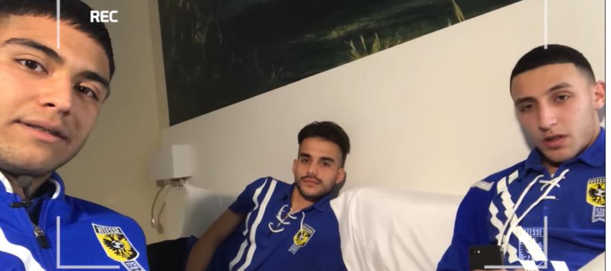Anil Mercan blijft scoren bij Jong Vitesse