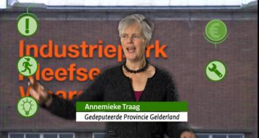 Arnhem heeft eerste publieke laadplein voor elektrische auto's