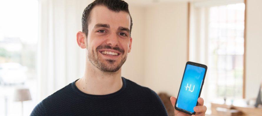 HopJob, dé app voor al uw huis-, tuin en keuken klussen