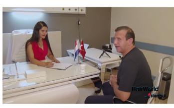 Zus bekende Arnhemmer maakt filmpje met Najib Amhali in Istanbul