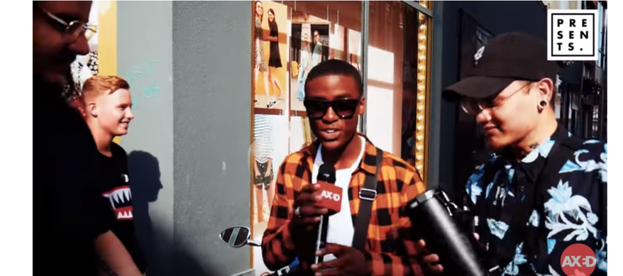 Welke straat rapper uit Arnhem is echt gruwelijk goed?