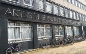 ArtEZ Hogeschool koopt megapand aan Oude Kraan in Arnhem