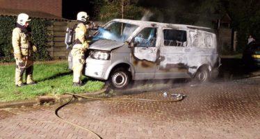 Arnhem wordt steeds onrustiger door autobranden