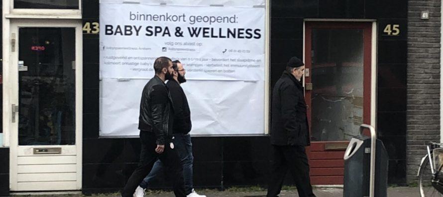 Arnhem krijgt unieke Baby Spa en Welness locatie