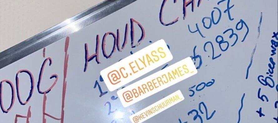 Chris Elyass pakt zege na spannend slot tegen Barber James