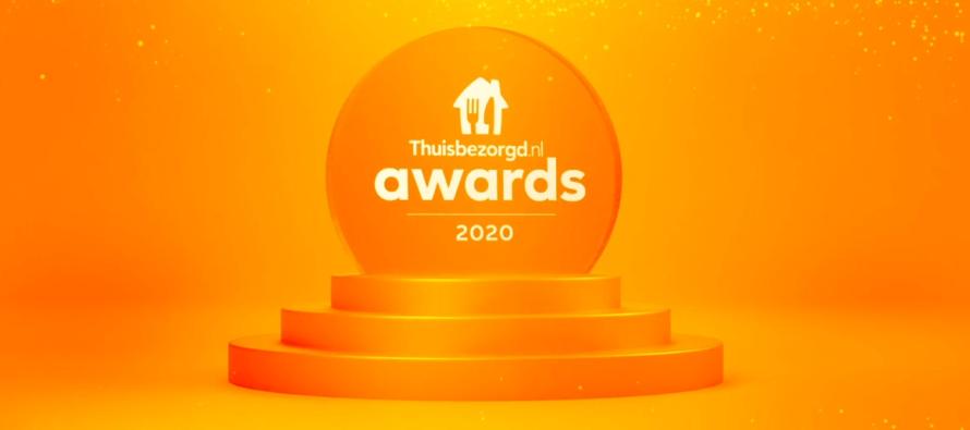 Genomineerden beste bezorgrestaurant 2020 van Arnhem bekend