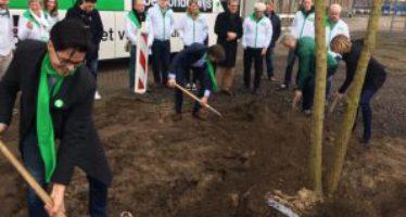 IPKW Arnhemse parel in D66 duurzaamheidstour