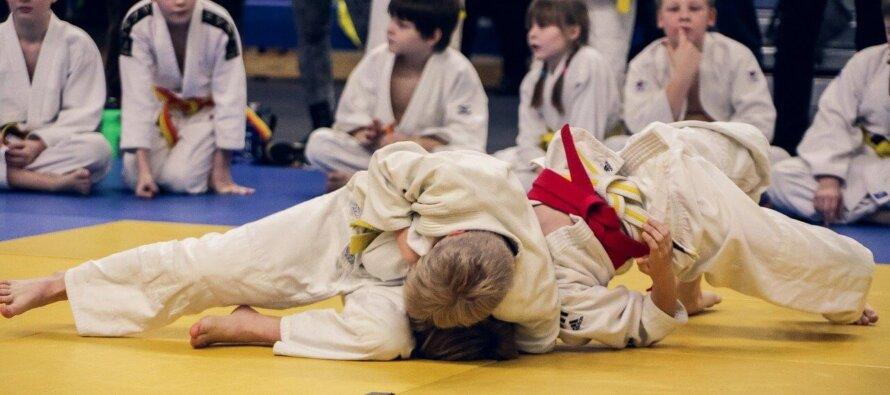 Judoka Mouhouti succesvol met brons tijdens NK in Denhaag