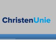 Daniël Becker lijsttrekker ChristenUnie Arnhem