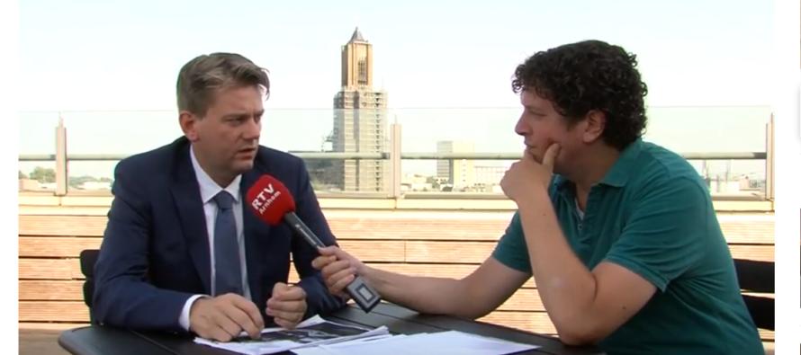 Coen Verheij (PVV Arnhem): 'Geen Halal voedsel meer op scholen'
