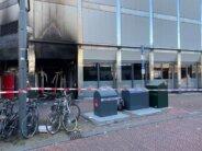 Politie wilt meer informatie over daders brand Crystal Cine Cafe