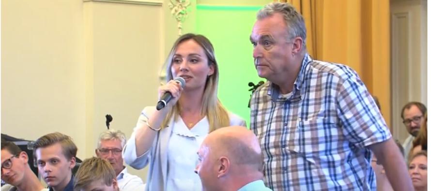 VIDEO D66 debat burgerparticipatie