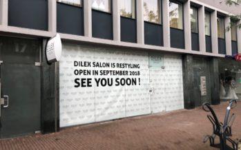 Dilex Arnhem is al sinds eind juli gesloten