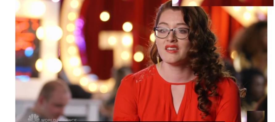 VIDEO Dove zangeres krijgt Simon Cowell's GOUDEN BUZZER
