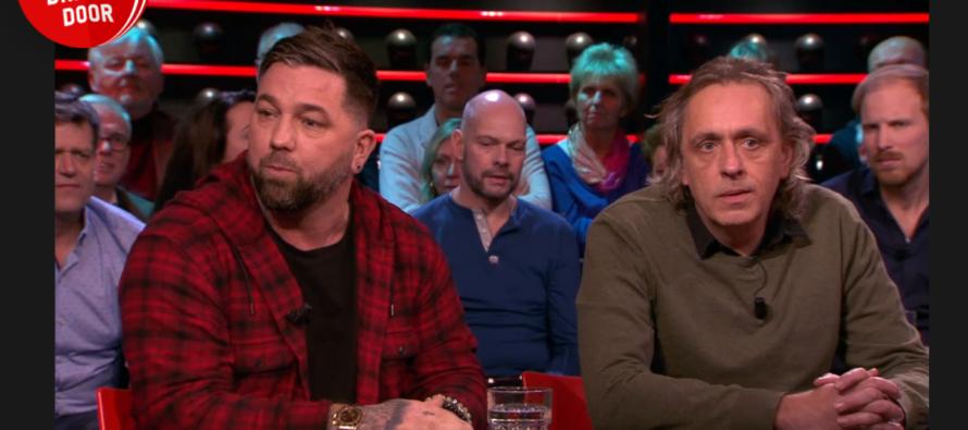Theo Janssen tijdens zijn boekpresentatie: 'Ik weet echt niet wat er in staat'