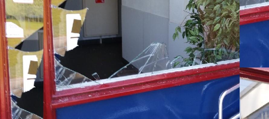 Veel schade na inbraak in clubgebouw Elsweide