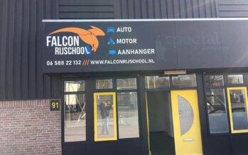 Falcon Rijschool opent nieuwe vestiging in Nijmegen