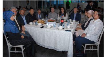 Veel bijzondere gasten tijdens iftar-maaltijd bij Oldebeth Exclusive
