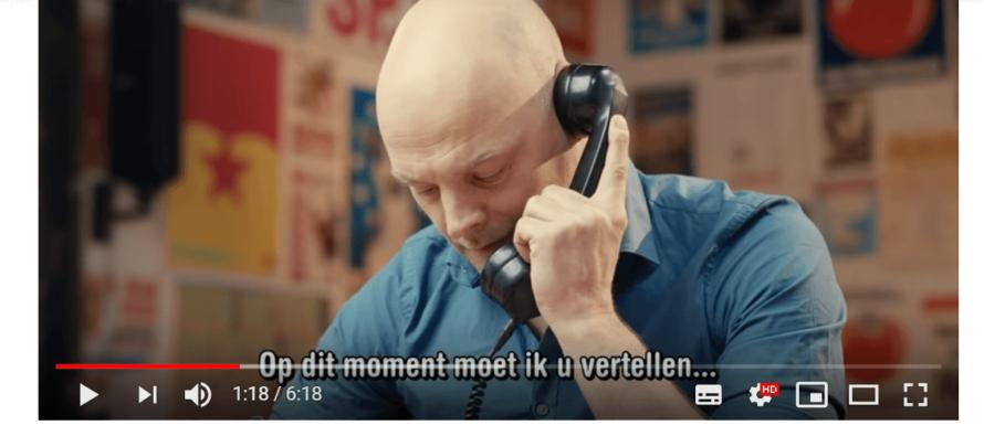 VIDEO Elfrink (SP) gaat undercover om misstanden aan te tonen