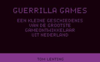 Arnhemse Academy schrijft boek over grootste Nederlandse gameontwikkelaar