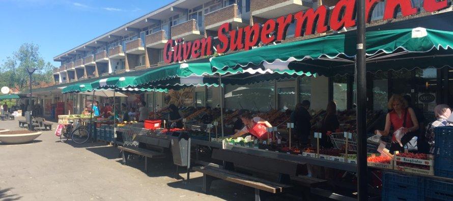 Supermarkt Güven heet concurrentie 'welkom' met stuntprijzen