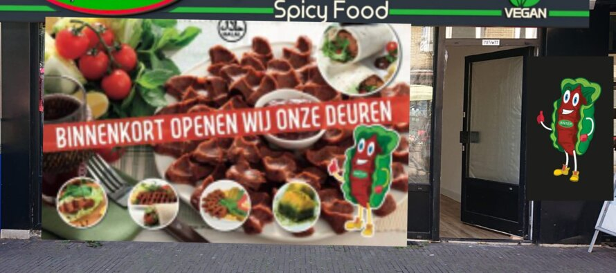 Klein Istanbul in Arnhem krijgt unieke Chee Keufte winkel