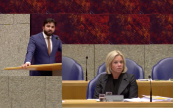 Minister Hennis treedt af na zware kritiek Selcuk Ozturk (DENK)