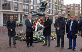 Turks Platform Arnhem staat stil bij slachtoffers Tweede Wereldoorlog